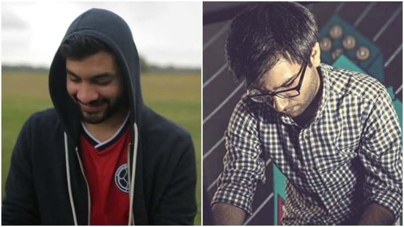 Bilal Nasir Khan and Asfandyar Khan