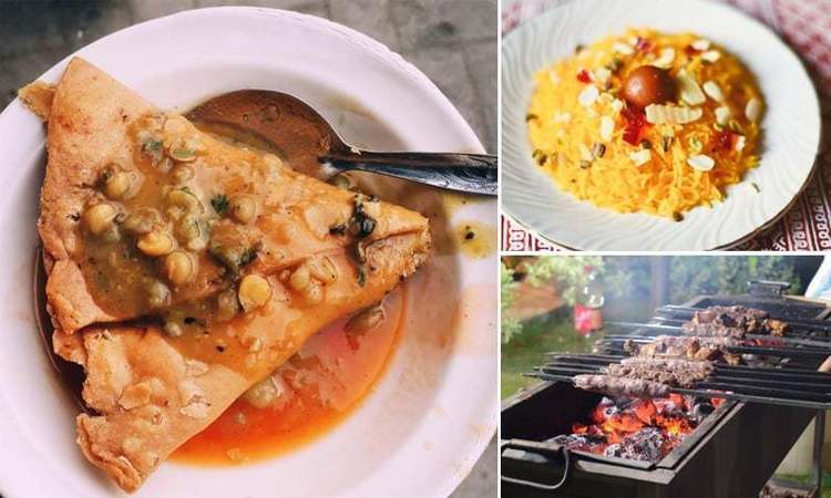 From samosas to seekh kebab, here's a round-up of the most flavorful 'desi food' in Pakistan