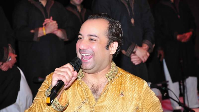 Rahat Fateh Ali Khan's next qawwali is on the soundtrack of Bollywood film Jugni – Photo courtesy Pakium