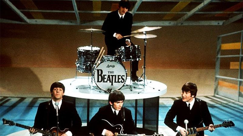 The best-selling band in history has ended a long boycott and made its catalog available through streaming.─AP/File