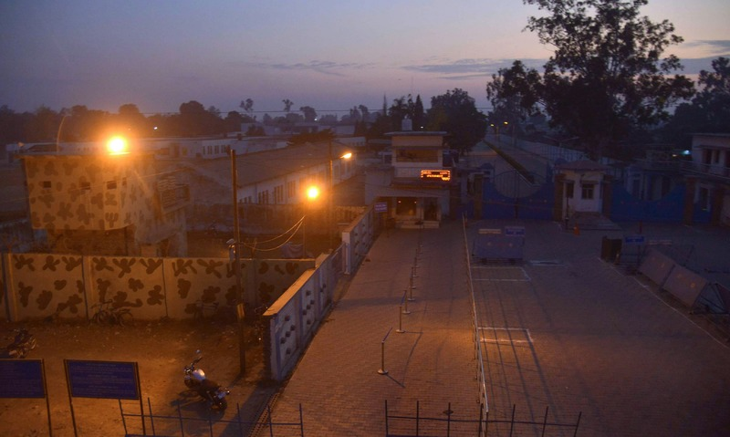 The Indian Air Force Base is in Pathankot. —AFP