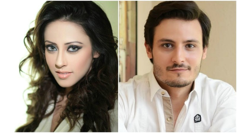 Both actors bring previous film and TV experience to their new roles in Balu Mahi