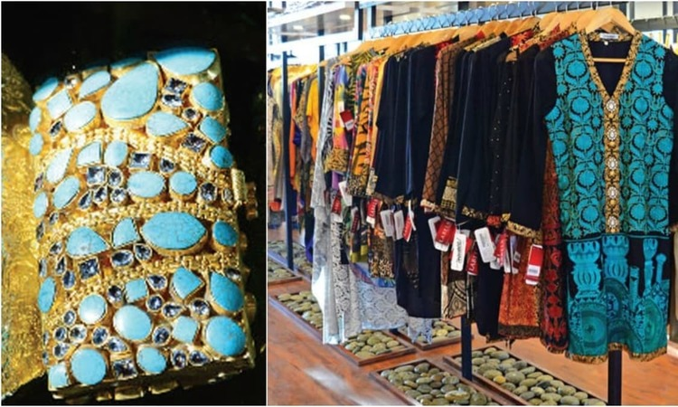 Labels Islamabad Finds New Home In F 7 Style Images