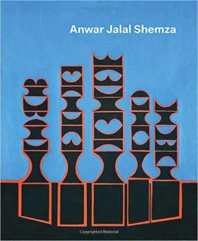 Anwar Jalal Shemza   Edited by Ifthikhar Dadi