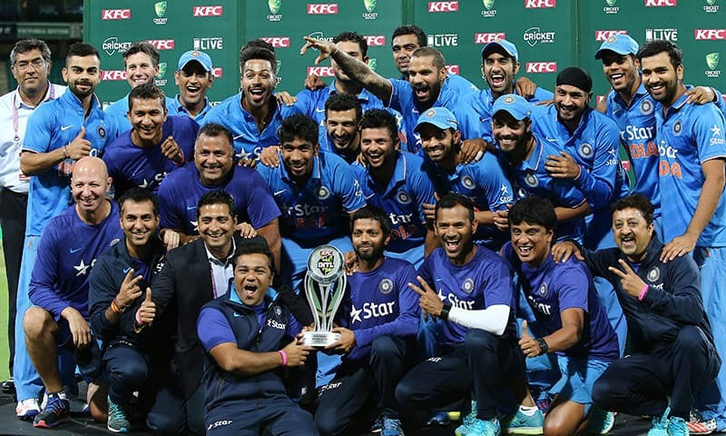 India Clean Sweep Australia In T20 Series After Stunning Chase