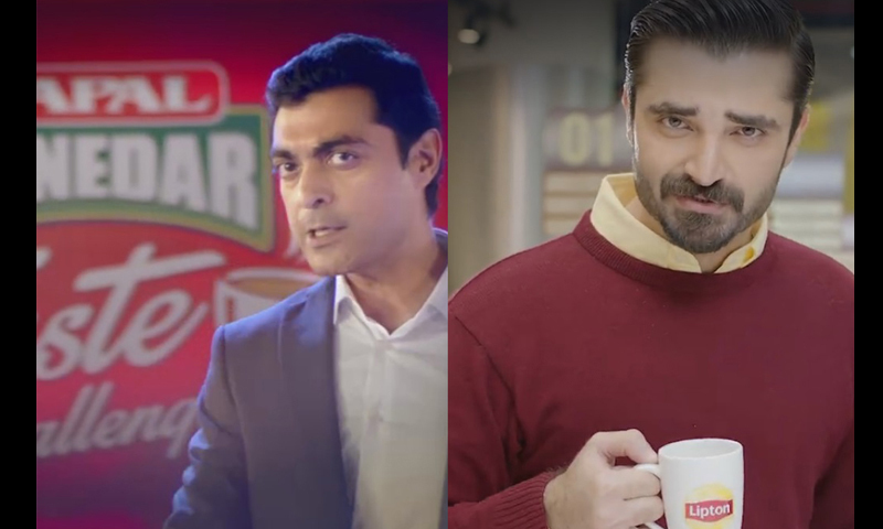 Tea wars – Lipton and Tapal battle it out
