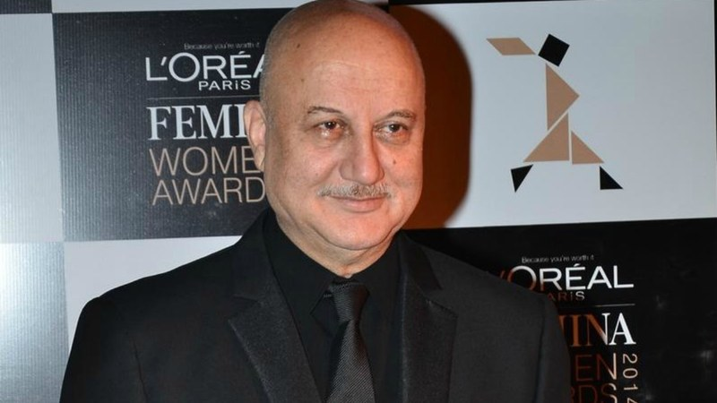 "Anupam Kher says: ""I believe that at least for artists, which includes practitioners of all the arts, there should be no visa restrictions."" - Photo courtesy: hamarayphotos.com"