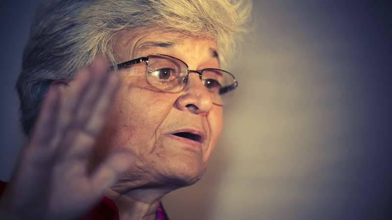 Kamla Bhasin is a New-Delhi based feminist activist who has championed the cause of gender equality for decades