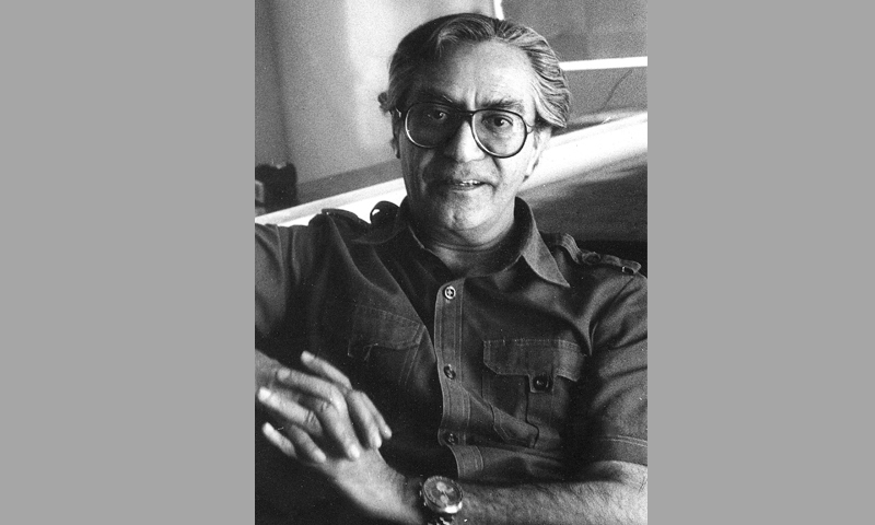 'Createlevity' – Aslam Azhar's distinctive abilities [1932-2015]