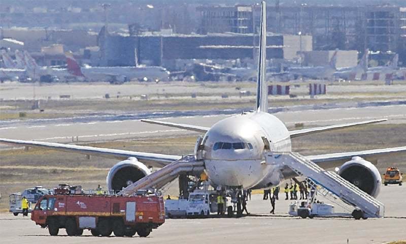 barajas international lufthavn fly