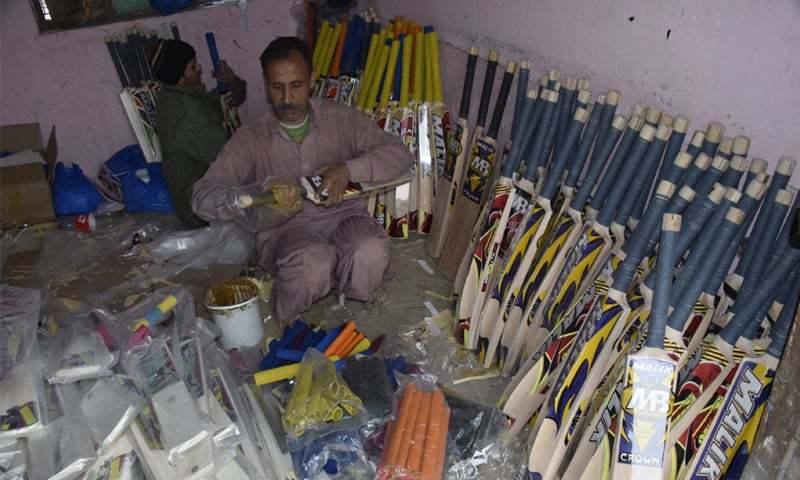 Sialkot sports goods industry pins hopes on PSL - Pakistan ...