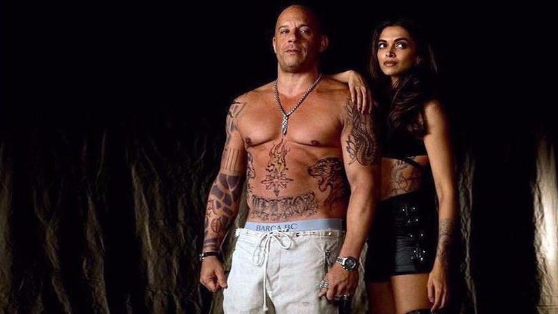 Vin Diesel, Deepika give fans a glimpse of XXX film's shooting