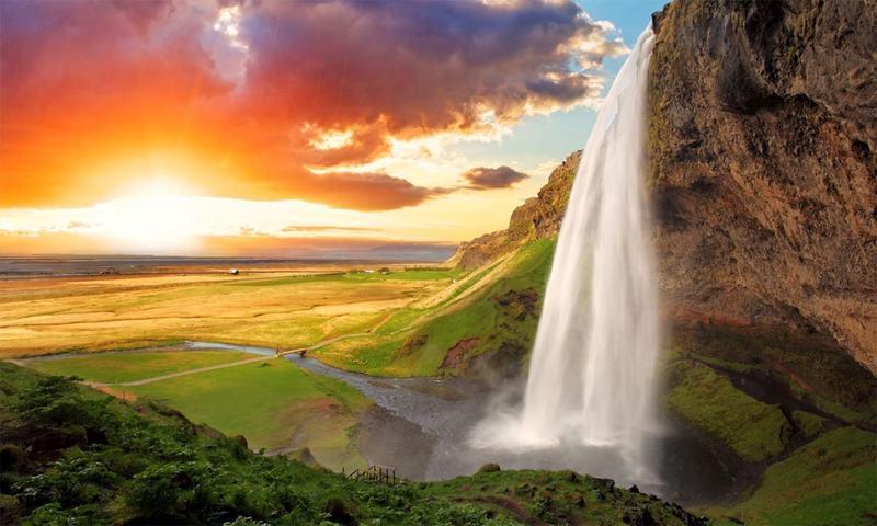 دنیا کی 15 خوبصورت ترین آبشاریں