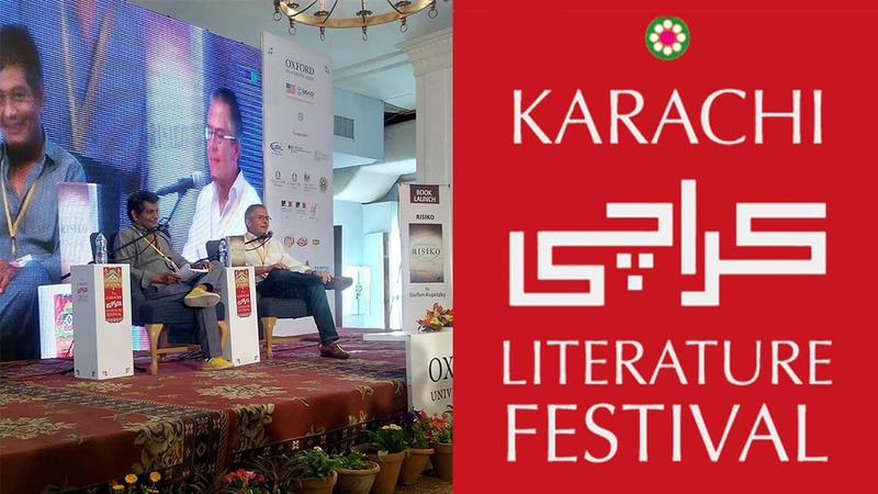 Day 3 at the Karachi Literature Festival is jam-packed with sessions on Kashmir, English fiction and old writers. Photo: Dawn