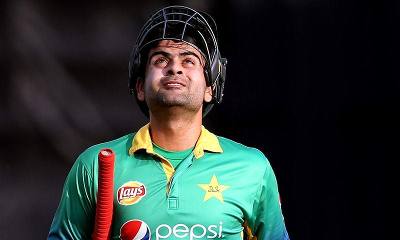 Shehzad, who scored a match-winning 71 off 46 balls for Quetta Gladiators against Karachi Kings in the PSL last week, could not impress the selectors enough. — AFP/File