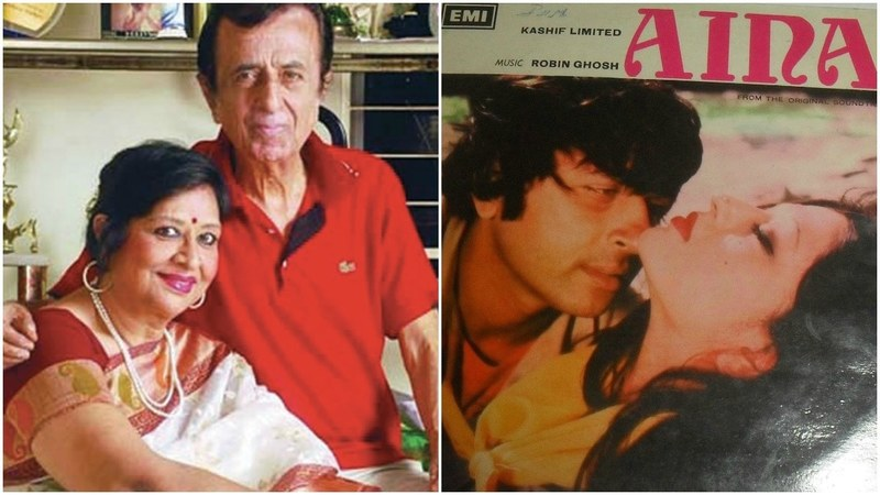 Ghosh was married to Pakistani veteran actress Shabnam and composed the soundtrack for iconic Pakistani films like Aina