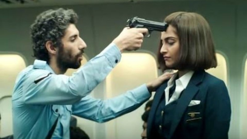 Ram Madhvani's biopic on air hostess Neerja Bhanot is a lump-in-the-throat account of courage under fire.