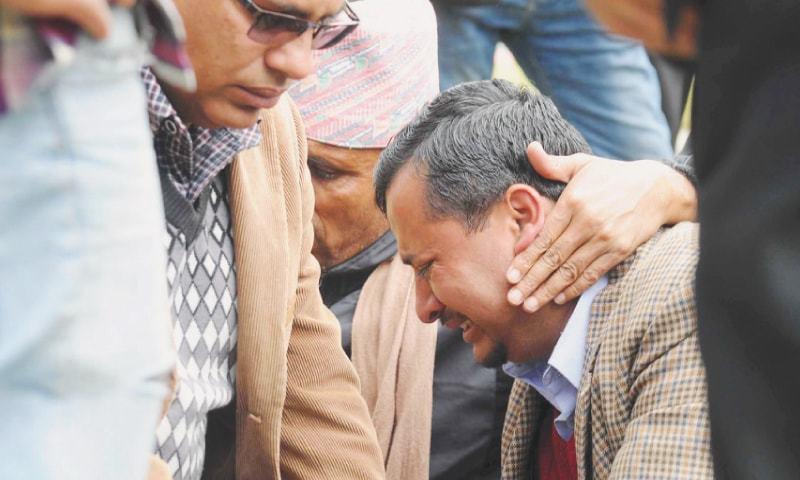 Nepal small passenger plane wreckage found