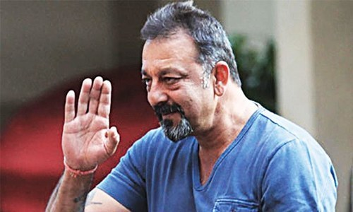 Sanjay Dutt released after serving 42 months in jail ...