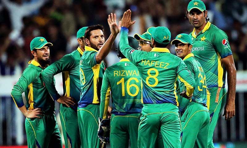 Image result for pakistan cricket team