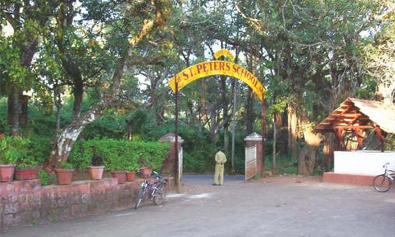 Image result for St. Peter's School, Panchgani