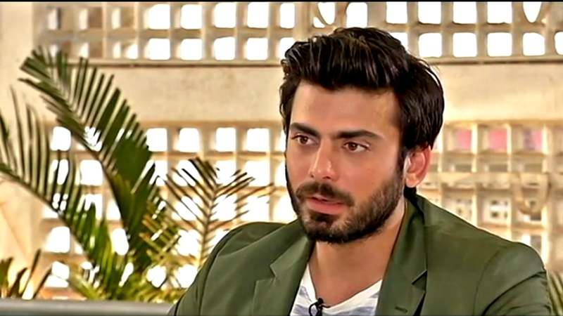 Fawad Khan dishes on intimate scenes, why he's scared of his father-in-law and the time he almost broke a TV screen