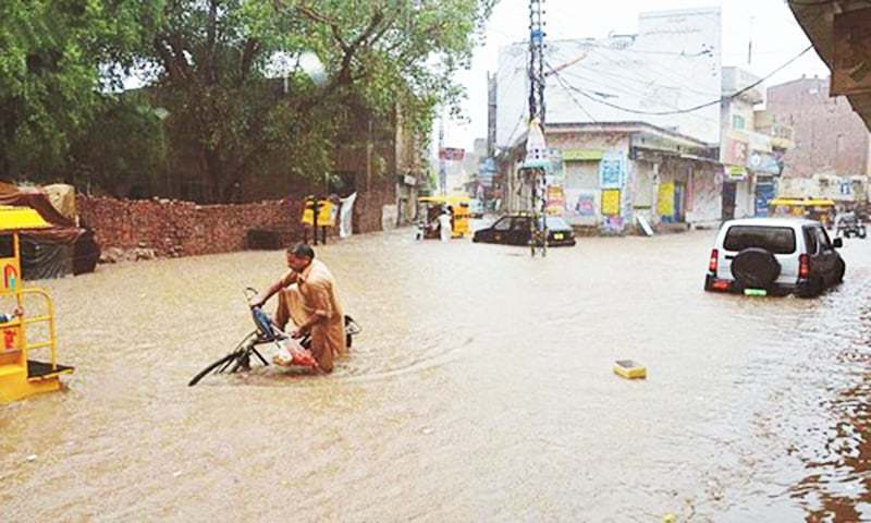 Death toll from rain-related incidents in KP, Balochistan rises to 28