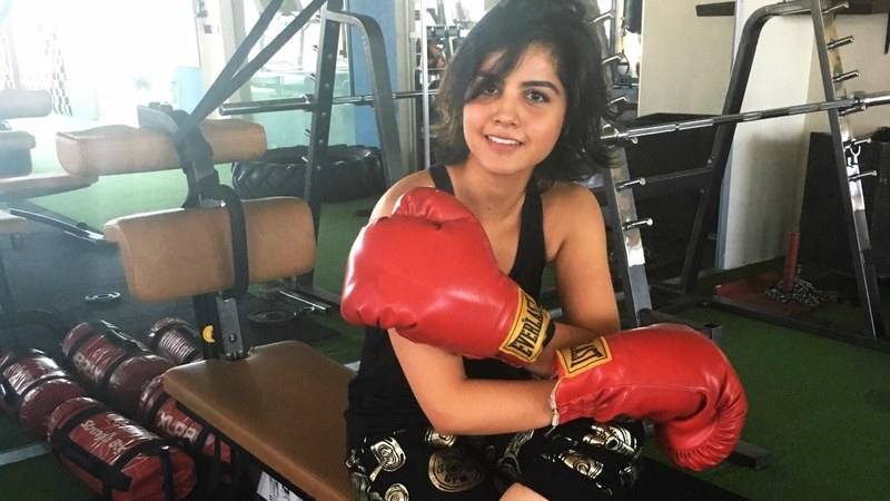 Sarwar, who is the only certified Bokwa instructor in Pakistan, gets that variety is the spice of life - Photo by the author