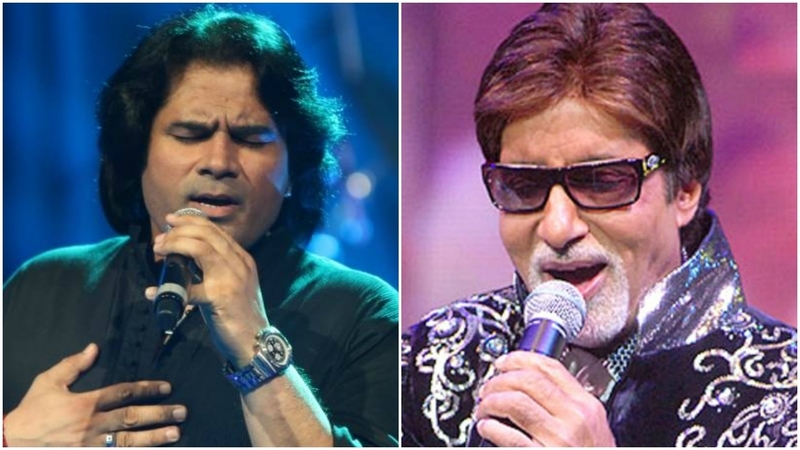 The Pakistani singer and Bollywood megastar will sing national anthems of their respective countries before the match