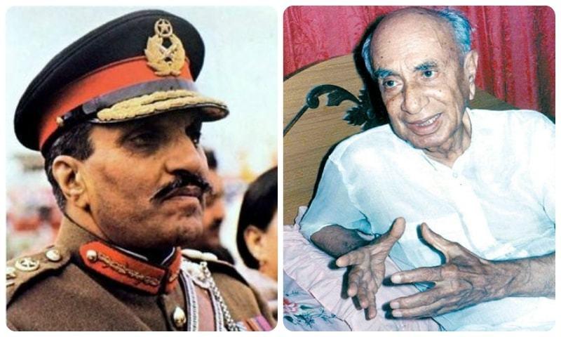 زیادہ تر لوگ اس بات سے ناواقف ہیں کہ سندھی قوم پرست رہنما اور فوجی حکمران کے درمیان کئی ملاقاتیں ہوئی تھیں۔