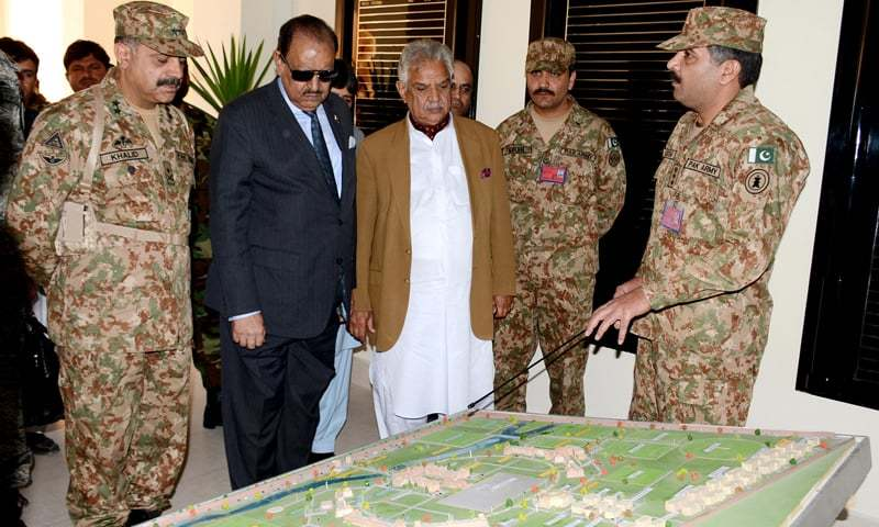 Terrorists won't be allowed to regroup, says Mamnoon