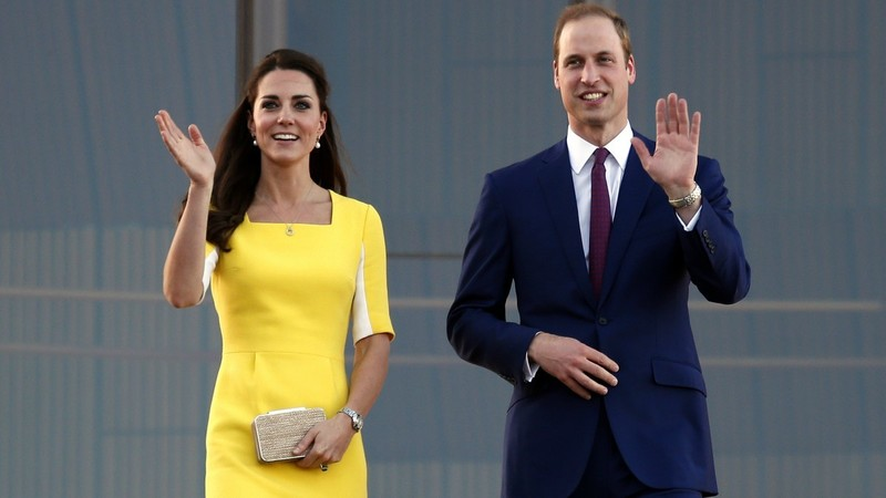 Prince William and Princess Kate's week-long trip to India will begin April 10