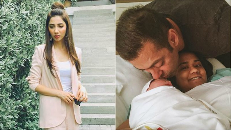 This week in pictures: Mahira Khan rocked the man bun and ...