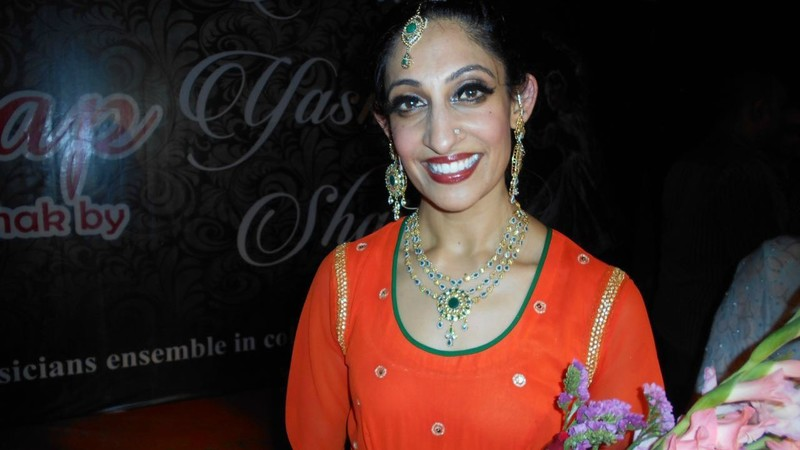 Farah discovered her love for Kathak at the age of 18 - Photo by the author