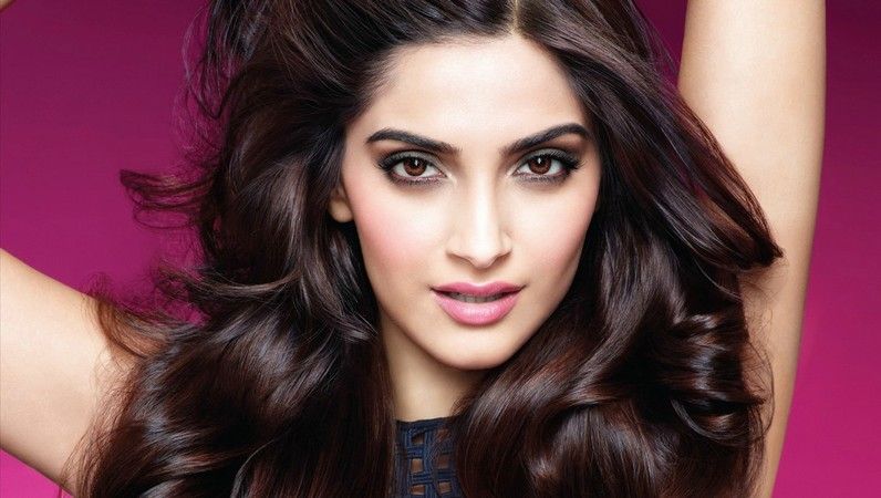 Sonam Kapoor is set to get girly in upcoming chick flick, Veerey Di Shaadi - Photo courtesy Masala