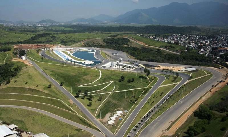ریو2016 اولمپک کی تیاریاں عروج پر