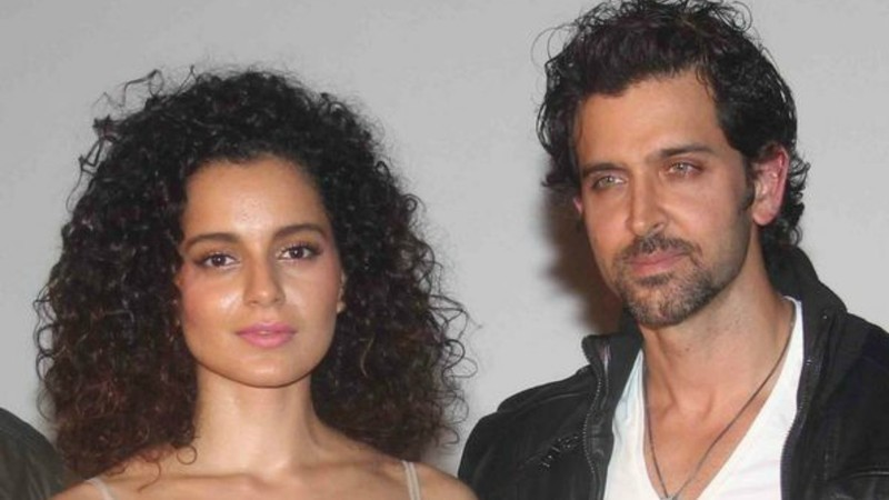She says Hrithik is circulating her love letters and photos to unconcerned third parties as blackmail