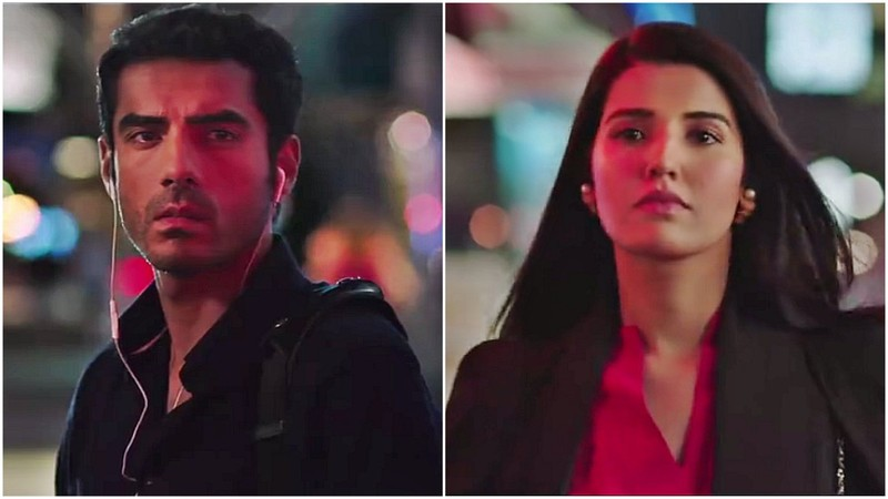 Adeel Hussain and Hareem Farooq play the lead roles in the film