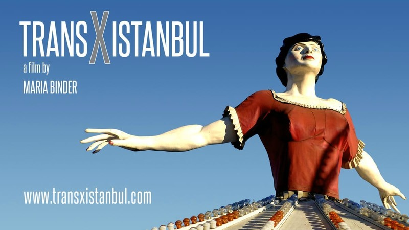 Maria Binder's Trans X Instanbul was screened as part of the Aks Festival