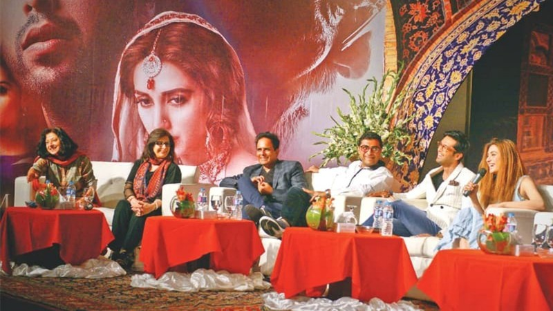 Sehbai said the film explored the relationship of contemporary society to the past, using Mir as a symbol of our (cultural) heritage