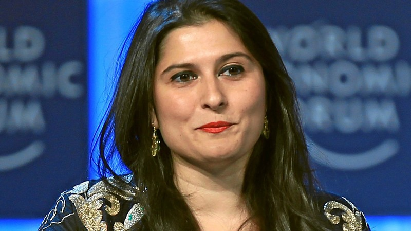 The festival awarded Sharmeen and co-director Geeta Gandhbir for their film, Journey of a Thousand Miles: Peacekeepers