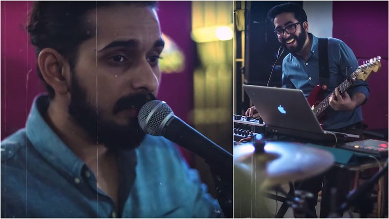 With Jamal Rehman as its frontman, the band Tonight, Us reworks a Jimmy Khan tune from Ho Mann Jahaan