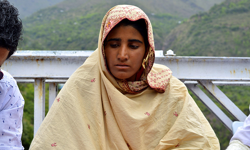 India held kashmir woman repatriated after two years for Bano rehmat muzaffarabad