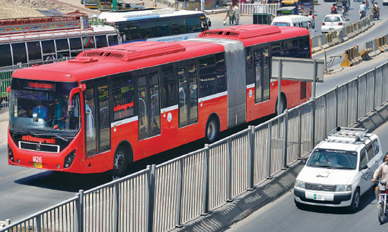 Metro bus lahore pdf reader