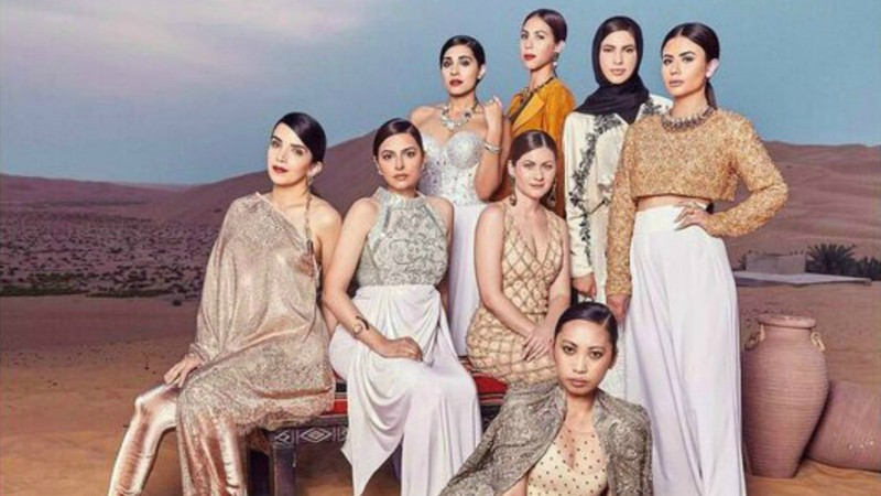 I was part of an editorial shoot that brought together influencers from the region.