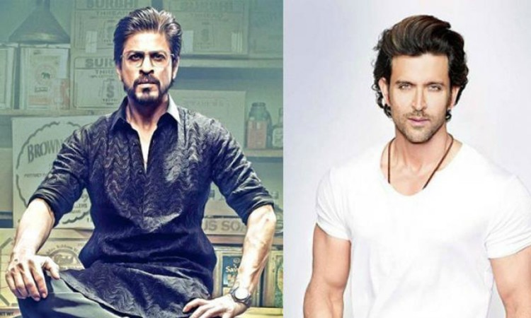 Hrithik's film is a love story/revenge drama - could it give Raees serious competition?