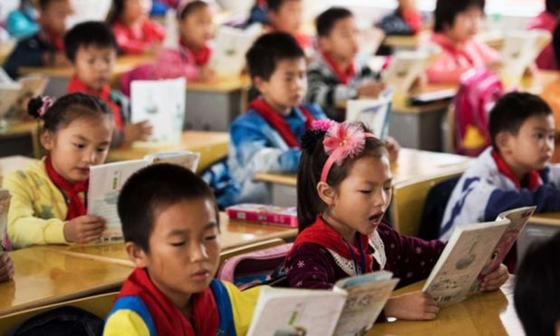 Chinese province orders religion out of school