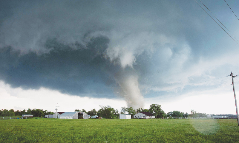 National Weather Service upgrades tornadoes that hit Katie, Bromide