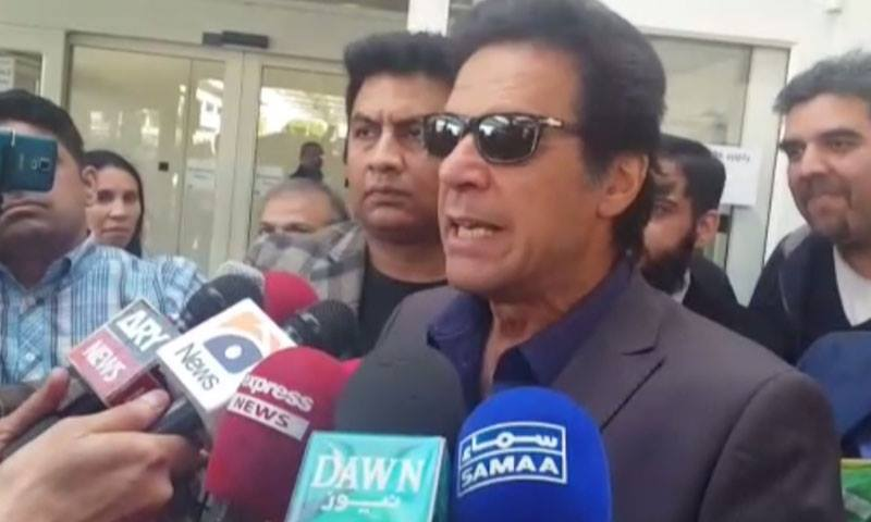 Imran Khan admits forming offshore company to 'evade British taxes'