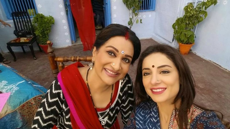 Sarwat Gillani and Bushra Ansari star as lead characters in Adnan Siddiqui's debut TV production, Seeta Bagri, a story about the Hindu community in Pakistan